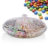 NGNSDEU GNIGFNEW Obst Kreative Plastikschüsseln Schüssel europäisch anmutende Frucht candy getrocknete Früchte-K