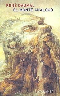 El monte Análogo par René Daumal