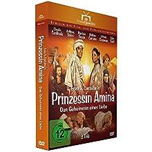 Coverbild: Prinzessin Amina: Das Geheimnis einer Liebe - Teil 1-3