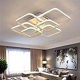 Combinazione moderna Lampadario a casa camera da letto soggiorno sala da pranzo Luce creativa personalizzata LED a soffitto , 6 head