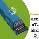 Courroie tondeuse 4L890 Continental Kevlar - 12,7 x 7,2 x 2261 mm - Pièce neuve