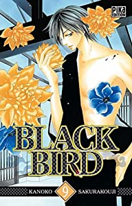 Black Bird Edition simple Tome 9