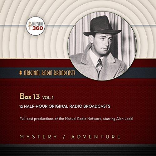 Box 13, Vol. 1  Audiolibri