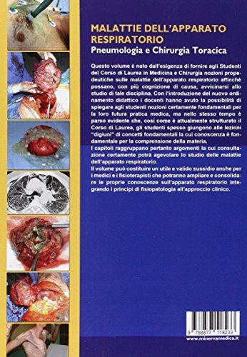 Zoom IMG-1 malattie dell apparato respiratorio pneumatologia