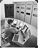 20x16 Print of BBC Transmitter Control Desk JLP01 05 01 087 (11500985)