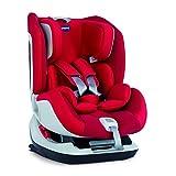 Chicco Seat Up 012 - Silla de coche para niños entre 0 y 6 años (0-25 kg), grupo 0+/1/2, color rojo