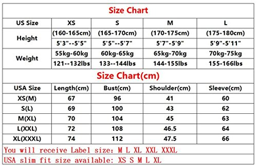 Jeansian Hommes Fashion Shirt Chemises Casual Manches Longues Men Casual Shirt Slim Office Tops 84D0 Navy