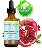 Botanical Beauty Pomegranate Oil -100% Pure, 100% Natural. For Face,...