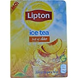 Lipton Ice Tea Peach Flavoured (16 Pk*14g), 224g