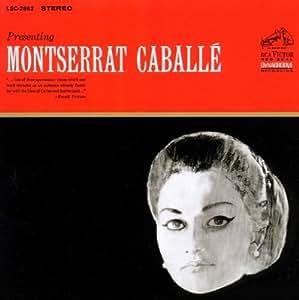 Sony Classical Originals: Presenting Montserrat Caballé