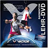VICTOR Badminton Lehr-DVD (German language only)