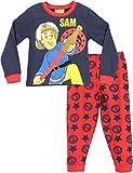 Sam Le Pompier - Ensemble De Pyjama - Fireman Sam - Garçon