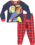 Feuerwehrmann Sam Jungen Schlafanzug 104