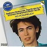 Beethoven: Piano Sonata, Op.111 / Schumann: Symphonic Etudes, Op.13; Toccata Op.7 / Chopin: Nocturne Op.55/2; Etudes Op.10 Nos.8 & 10, Op.25 No.6 (DG The Originals)