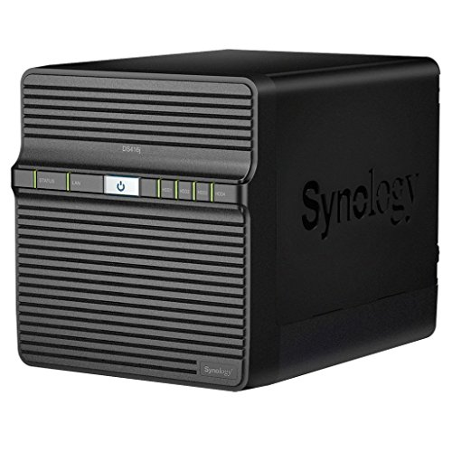 Synology DS416J/20TB-RED NAS-Systeme | 5051868458811