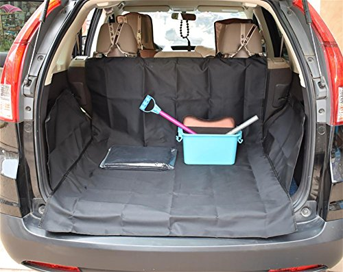 AnGe Haustier-Kofferraumschutz, Autoschondecke Wasserdicht Kofferraumdecke für Hunde Kofferraumschutzdecke dauerhaft und maschinenwaschbar