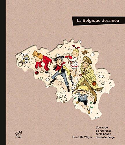 La Belgique dessinée par Geert De Weyer
