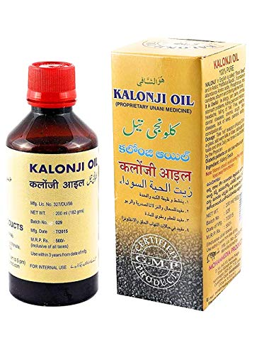 Mohammedia Kalonji Oil Black Seed Oil - 100 ml