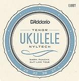 D'Addario EJ88T - Juego de cuerdas para ukelele tenor