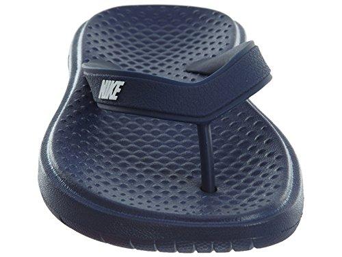 Nike Herren 882690 Flip-Flops BINARY BLUE/WHITE