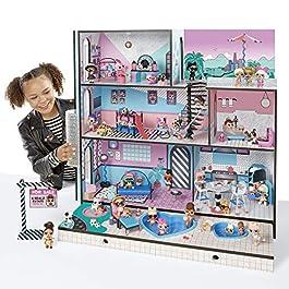 Giochi Preziosi – LOL House, Casa delle Bambole LOL con Luci e Suoni, LLU45000
