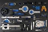 Bgs 4138Chariot Insert 3/3: Kit d'outils de réglage de moteur–Pour Opel, Chevrolet, SAAB, Fiat, Lancia, Suzuki, Ford