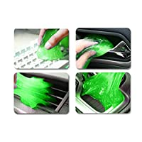 Cleaning Soft Rubber Universal Car Dust Remover Keyboard Cleaning Mud Car Interior Supplies.