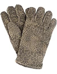 Genuine Polish Army Surplus Cold Weather Lined Winter Puma Leopard Camo Pattern Combat Gloves