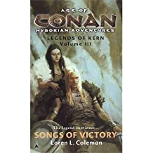 Age of Conan: Songs of Victory (Age of Conan Hyborian Adventures: Legends of Kern) (OHP transparencies) - Common