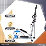 TechFit OptimusCity Cross Trainer, Elliptisch Bike für Home, Gewicht Verlust Maschine für Cardio-Und Fitness Übungen, Magnetischer Widerstand Gerät Fit für Innenräume - 2