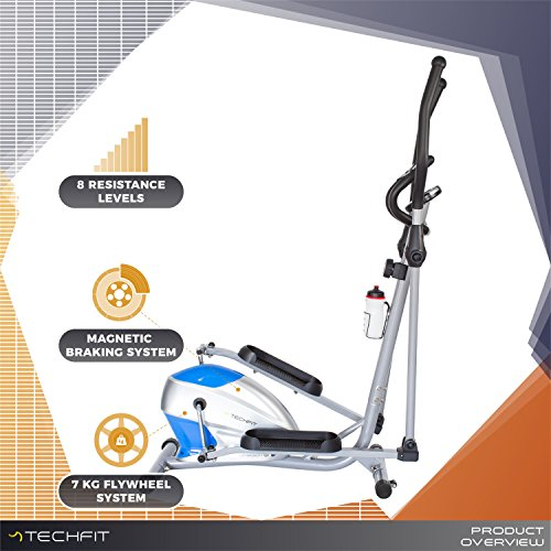 Zoom IMG-1 techfit optimuscity cross trainer cyclette
