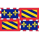 magFlags Drapeau XL+ Burgund   drapeau paysage   2.4qm   120x200cm