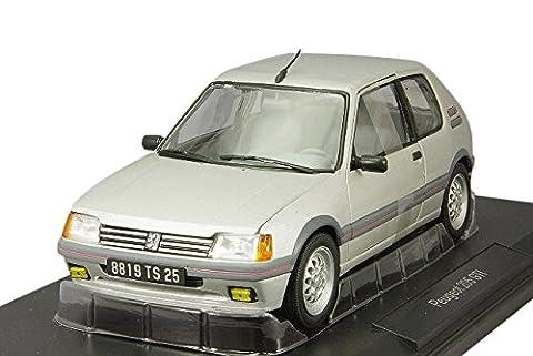 Voiture Miniature Peugeot 205 - Norev - 184852 - Peugeot 205 Gti