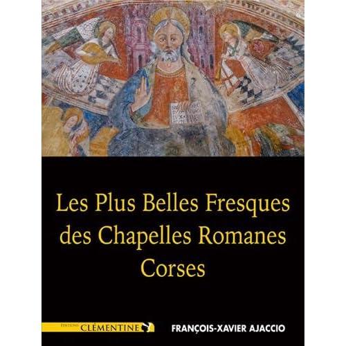 Les plus belles fresques des chapelles romanes corses