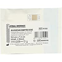 AUGENKOMPRESSEN steril 2 St Kompressen preisvergleich bei billige-tabletten.eu