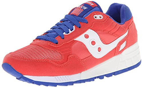 Saucony Shadow 5000 W Red White red