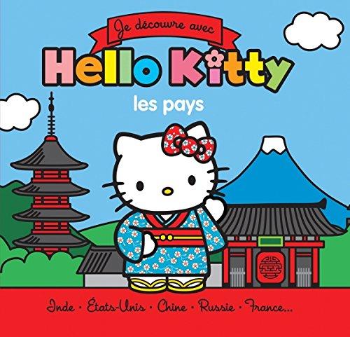 Hello Kitty - Je découvre les pays