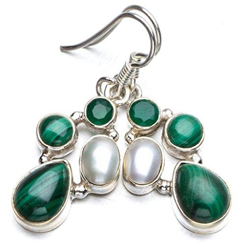 stargems-tm-naturliche-malachit-chrysopras-amd-river-pearl-boho-style-925-sterling-silber-drop-ohrri