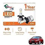 #9: myTVS HB3 40W 6000K Super Bright LED Headlight Kit-Honda Civic Old
