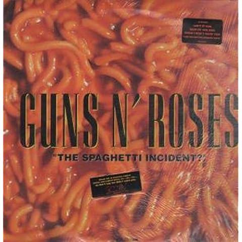SPAGHETTI INCIDENT LP (VINYL ALBUM) US GEFFEN