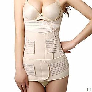 Rückbildungsgürtel,schwangerschaft bauchweg,Gürtel der Schwangerschaft,Thorax-Abdominal-Stütze,Bauchmuskeln wieder zusammen wachsen und die Gebärmutter sich zurück,Pelvis Correction,breite Rectusdiastase und postpartale Rückenschmerzen,Haben Sanduhr-Figur.es für eine Rückbildung nach der Schwangerschaft gut geeignet ist.