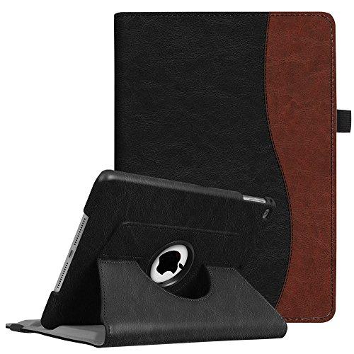 Fintie iPad 9.7 Zoll 2018 2017 / iPad Air Hülle - 360 Grad Rotierend Stand Cover Case Schutzhülle mit Auto Schlaf/Wach Funktion für Apple iPad 9,7'' 2018 2017 / iPad Air 2 / iPad Air, doppelfarbig