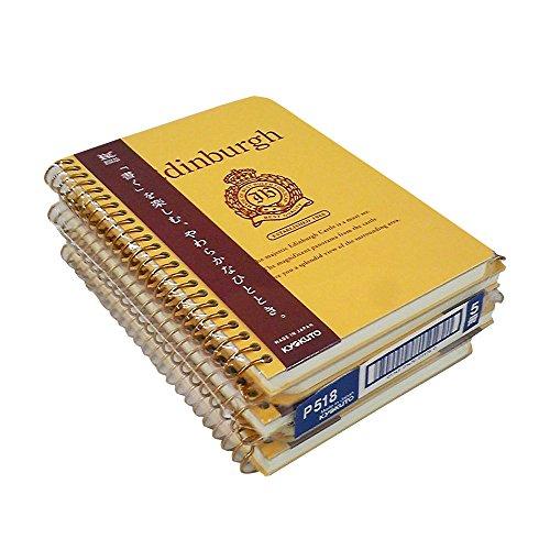 Far East RC College B7 ring notebook Edinburgh 5P P5185T Rc Notebook