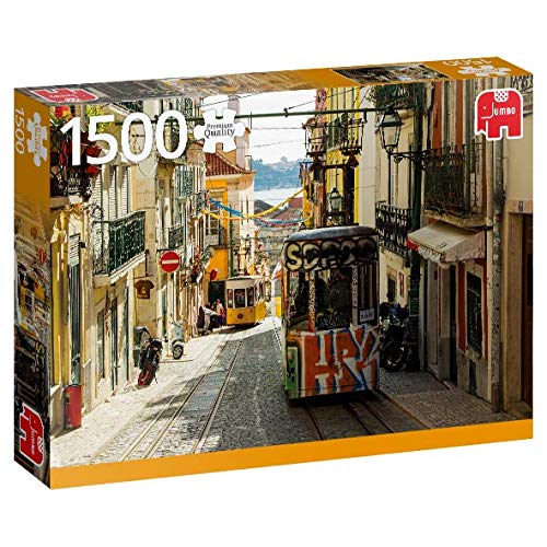 Wahrzeichen Collection (Premium Collection 18829 Lisboa, Portugal 1500 Teile Puzzle)