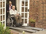 NRS Healthcare Telescopic Channel Ramp - 3 m Length