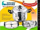 Kitchen Essentials Induction Royal Idli ...