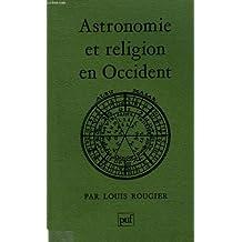 Astronomie et religion en Occident