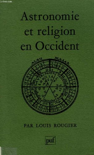 Astronomie et religion en Occident