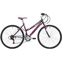 "Mountain bike da donna Atala Sunrise 2017 18V 26"" nero/fuxia"
