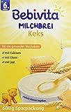 Bebivita Milchbrei Keks, 1er Pack (1 x 600g)
